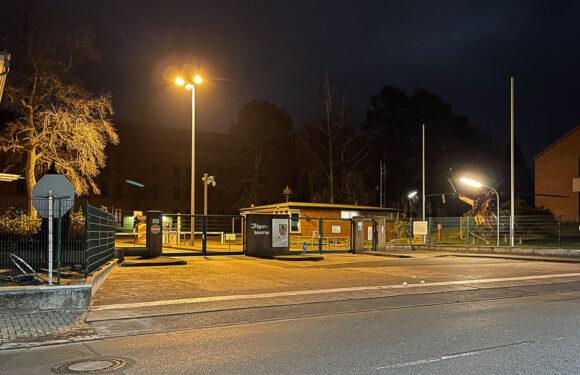 Bückeburg: Gegen Kasernen-Zaun gepinkelt