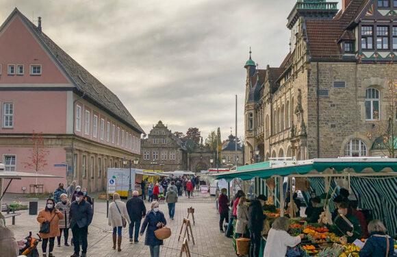 Wochenmärkte im Landkreis Schaumburg