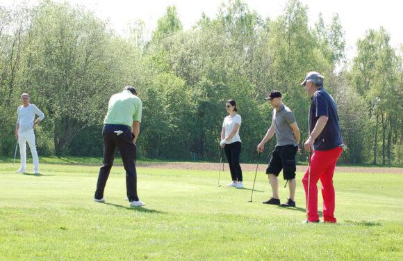 Spiel, Sport und Spaß mit Erlebnis-Charakter: Teamgolfen mit der BKK24 im Golfclub Schaumburg