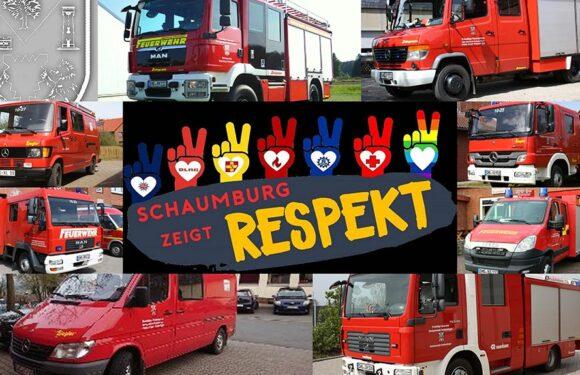 Feuerwehren in Sachsenhagen sagen Jahresversammlungen und Tannenbaumsammeln ab