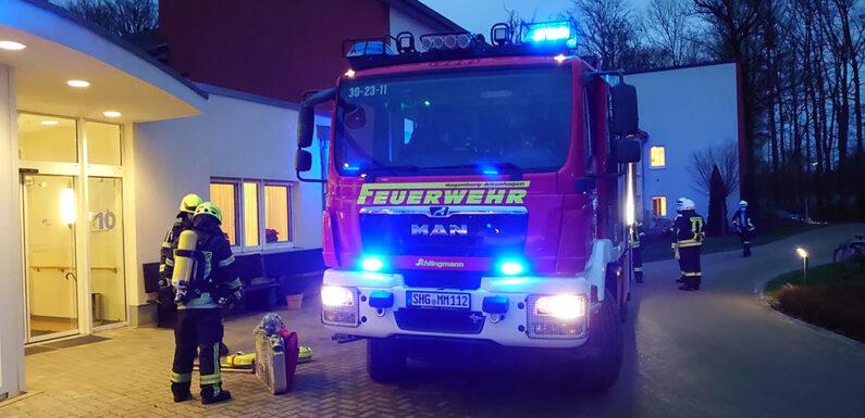 Föhn verursacht Feuerwehreinsatz