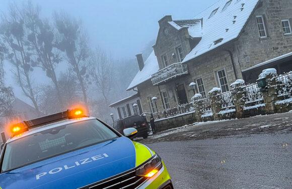 Obernkirchen: Polizei meldet Verkehrschaos vor JBF Zentrum