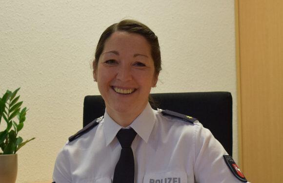 Polizeiinspektion Nienburg/Schaumburg: Nadine Eggers ist neue Leiterin Einsatz