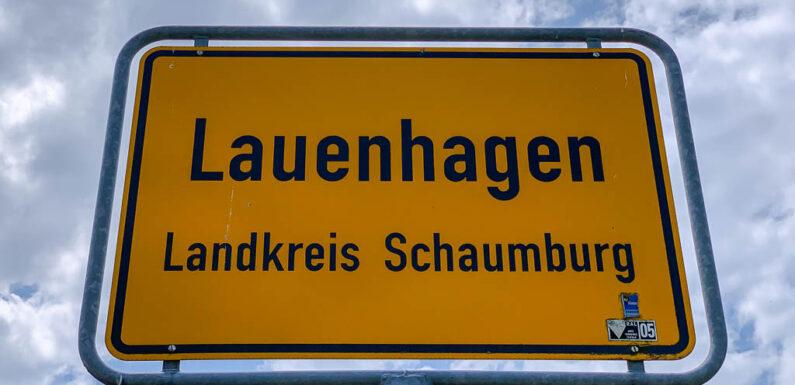 Lauenhagen: Sanierung der Ortsdurchfahrt startet, Vollsperrung folgt