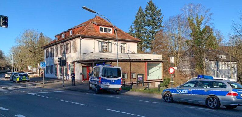 SEK überwältigt 30-Jährigen Stadthäger in Bad Eilsen