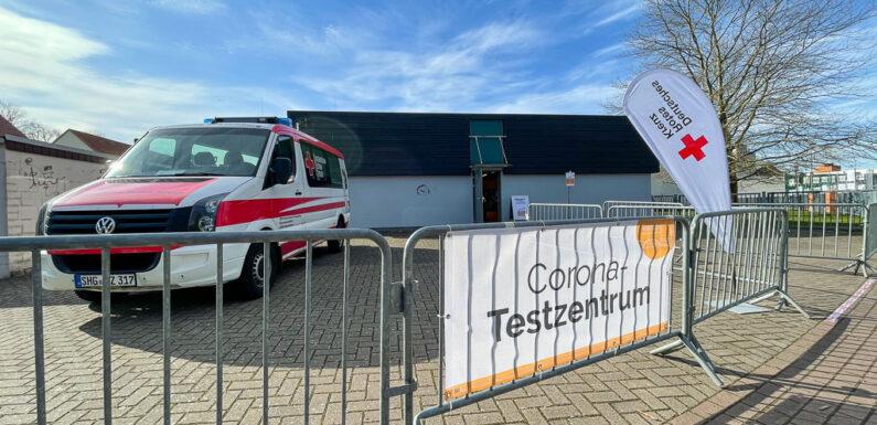 Mitarbeiter für Corona-Testzentren in Schaumburg gesucht