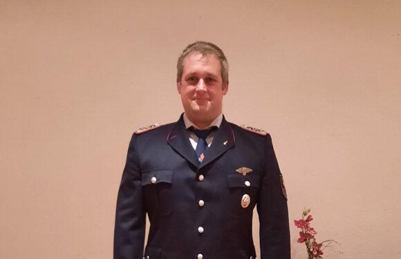 André Davidovic wird neuer stellvertretender Ortsbrandmeister der Feuerwehr Röcke