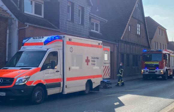 Hagenburg: Tragehilfe für den Rettungsdienst