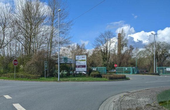 Sachsenhagen: Feuerwehreinsatz bei AWS