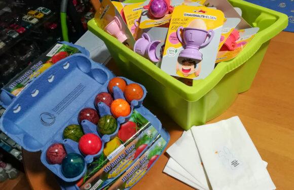 Stadthagen: Zweite Osteraktion für die SMC-Jugendgruppe – 150 Kilometer durchs Land Geschenke verteilt