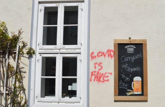 Bückeburg: Graffiti im Stadtgebiet und an Grundschule