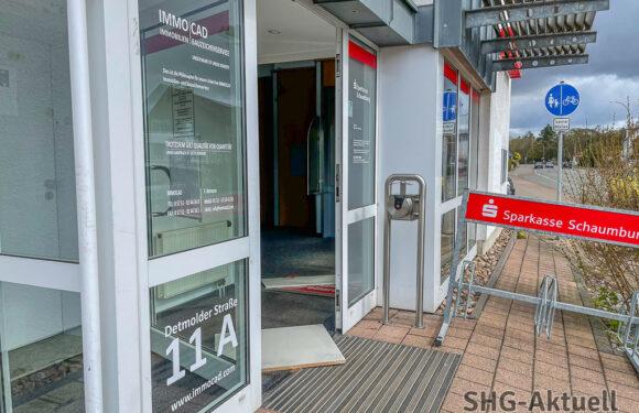 Rinteln: Täter sprengen Sparkassen-Geldautomat und flüchten vor Polizei