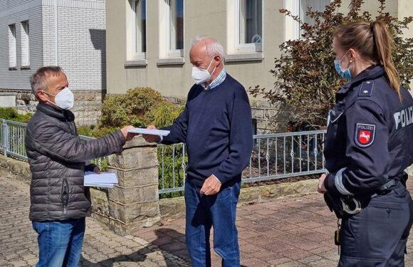 Stadthagen: Polizei und Beteiligte ziehen positive Bilanz der Präventionskampagne