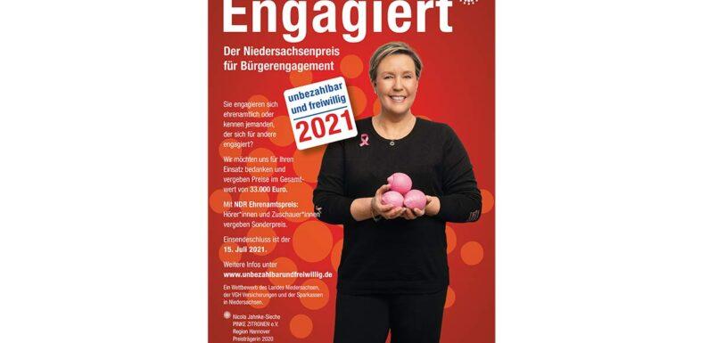 """""""Unbezahlbar und freiwillig"""": Auftakt zum 18. Niedersachsenpreis für Bürger-Engagement"""