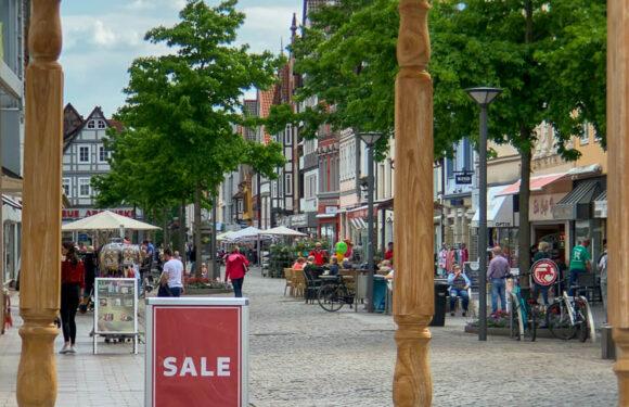 Verkaufsoffener Sonntag und Aktionen am 15. August in Rinteln