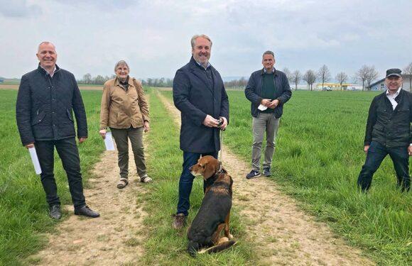ICE-Trasse durch Samtgemeinde Rodenberg? Thomas Wolf schlägt Sondersitzung des Bauausschusses vor