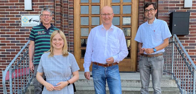 Zu Besuch bei der Kreishandwerkerschaft Schaumburg