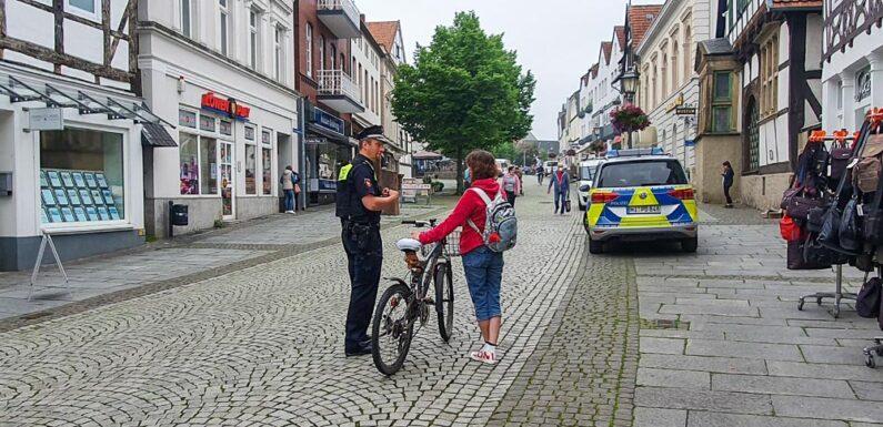 Verkehrssicherheitswoche: Polizei Bückeburg zieht Bilanz