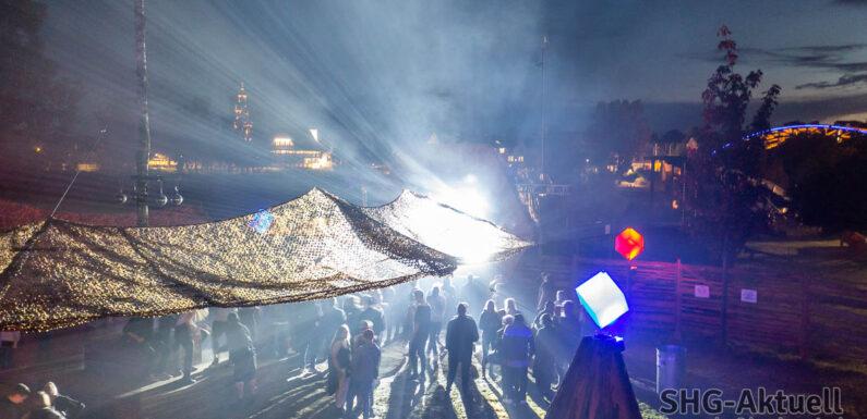 Wesertekk feiert Open-Air im Rintelner Freibad