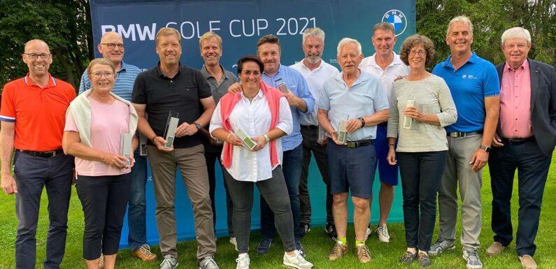 Golfclub Schaumburg: BMW Becker-Tiemann Golf Cup 2021 erfreut sich großer Beliebtheit