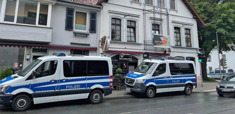 Razzien in Bückeburg und Minden: Polizei durchsucht mehrere Objekte im Stadtgebiet