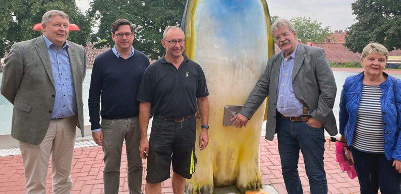 Bergbad Bückeburg: CDU regt einfache Regelung für die Mittagsschließung an