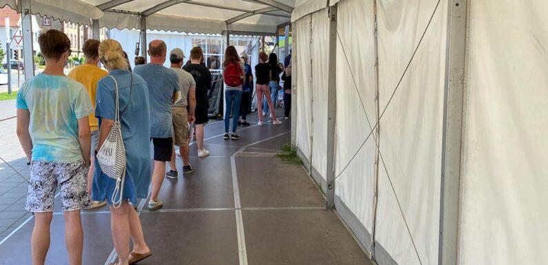519 Kinder und Jugendliche nehmen an Sonder-Impfaktion in Schaumburg teil