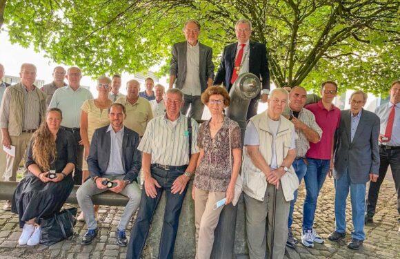 """""""Stadthagen – Die 800-jährige Stadt"""": Erste Sonderprägungen ausgegeben"""