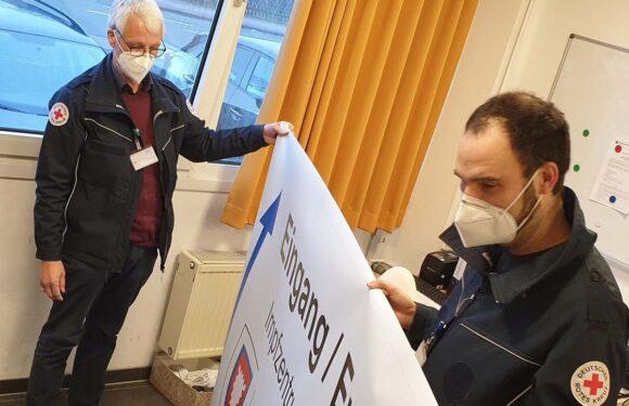 Stadthagen: Freies Impfen im Schaumburger Impfzentrum