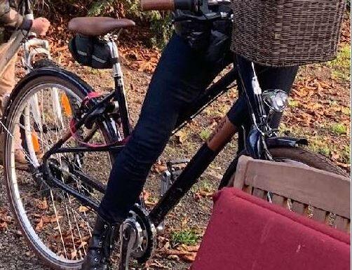 Gestohlene Fahrräder standen an Polizeigebäude in Bückeburg abgestellt