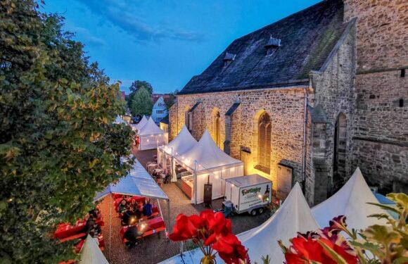 Rintelner Weintage vom 1. bis 3. Oktober geplant