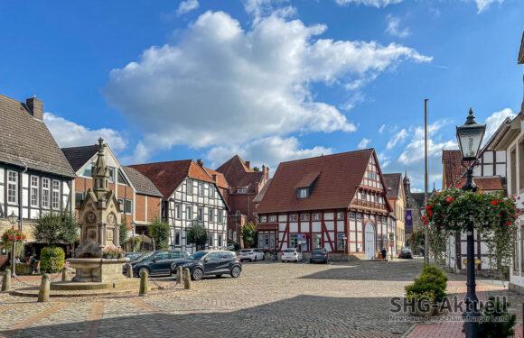 Schaumburger Innenstädte erhalten 2,48 Millionen Euro Förderung