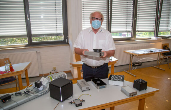 Technik aus Schaumburg: Mit Plasma gegen Corona und andere Viren