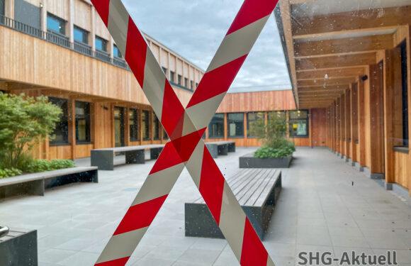 IGS-Neubau: Kreis-Bauausschuss tagt im neuen Schulgebäude in Rinteln