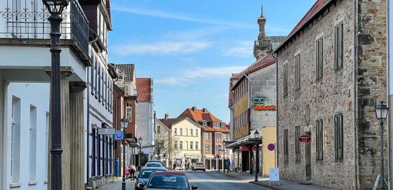 Bückeburg: Sperrung der Schulstraße auf Höhe der Stadtbücherei von 18-19 Uhr