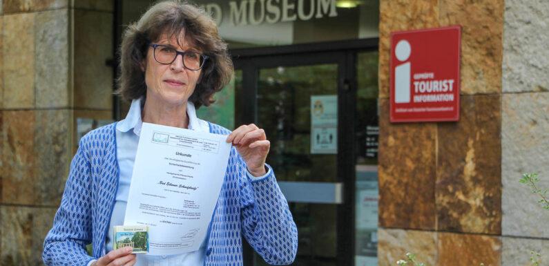 Sich auf das Gute im Schwefel besinnen: Gemeinde Bad Eilsen verkauft Seifen aus dem Schwefelquellwasser des Kurparks