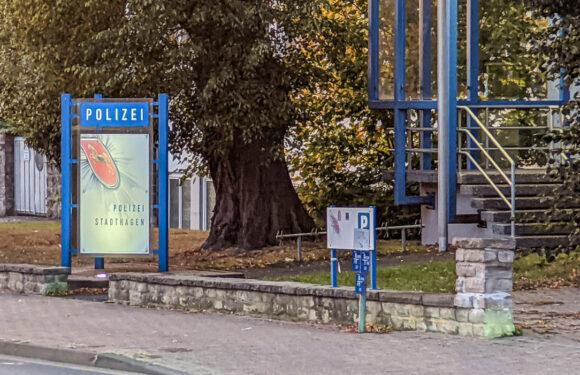 Stadthagen: Unfallflucht in der Industriestraße