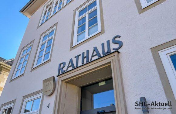 Obernkirchen: Datenleitung vom Rathaus beschädigt
