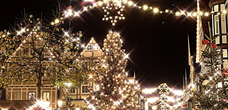 Geänderte Corona-Verordnung: In Niedersachsen sind Weihnachtsmärkte unter Auflagen möglich